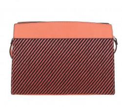 Dámska kompaktný kabelka Q6043