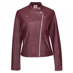 Dámska kožená bunda Lee Cooper H6605