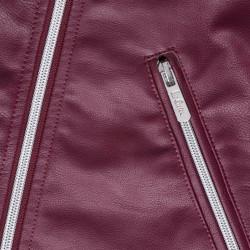 Dámska kožená bunda Lee Cooper H6605 #5