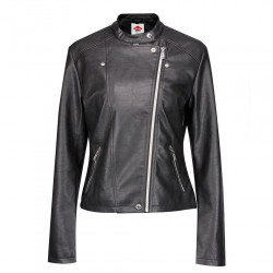 Dámska kožená bunda Lee Cooper H6606