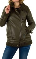 Dámska kožená bunda Noemi Kent Q0032