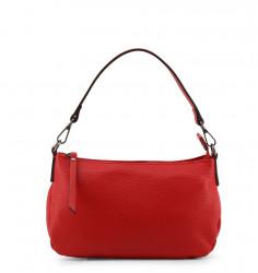 Dámska kožená kabelka Made in Italia L2911