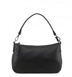 Dámska kožená kabelka Made in Italia L2912