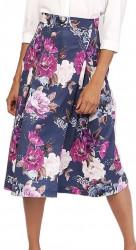 Dámska letná sukňa N0837