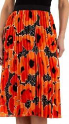 Dámska letná sukňa Q5108 #3