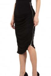 Dámska moderné sukňa Enzoria Q4845 #1
