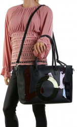 Dámska módna kabelka Q5729 #4
