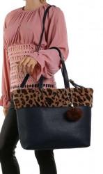 Dámska módna kabelka Q5741 #4