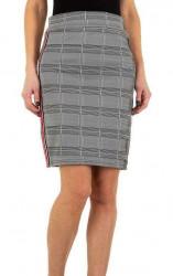Dámska módna sukňa Q4729 #1