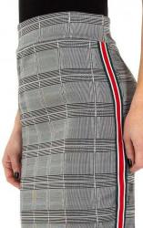 Dámska módna sukňa Q4729 #3