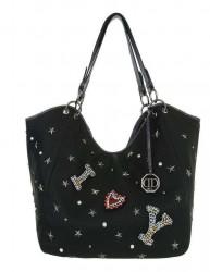 Dámska módna taška Q3457