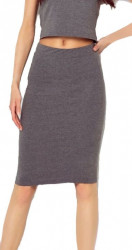 Dámska modne sukňa N0663