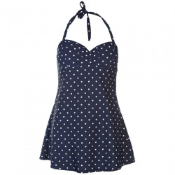 Dámska plavková šaty Full Circle J4248