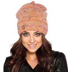 Dámska pletená čiapka N0554