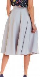 Dámska pohodlná sukňa N0887 #1