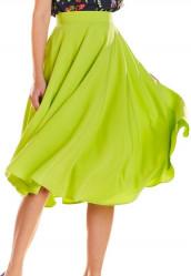 Dámska pohodlná sukňa N0889