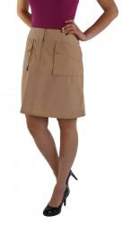 Dámska pohodlná sukňa X9270