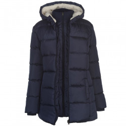 Dámska predĺžená zimná bunda Lee Cooper H7357