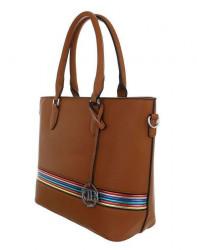 Dámska priestranná kabelka Q5272 #1