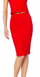 Dámska puzdrová sukňa N0668