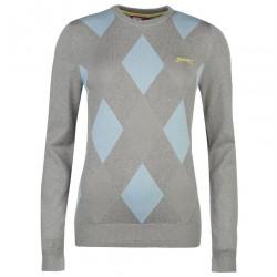 Dámska športová pulóver Slazenger H6668