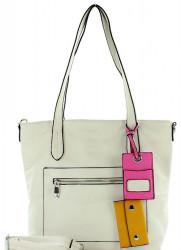 Dámska štýlová kabelka N0641