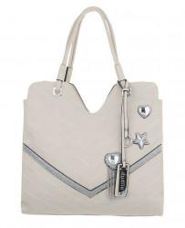 Dámska štýlová kabelka Q2557
