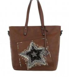 Dámska štýlová kabelka Q3341