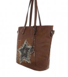 Dámska štýlová kabelka Q3341 #1