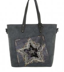 Dámska štýlová kabelka Q3343