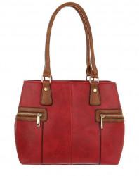 Dámska štýlová kabelka Q4905