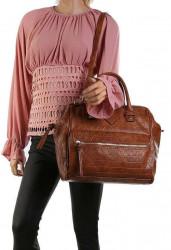 Dámska štýlová kabelka Q5721 #4