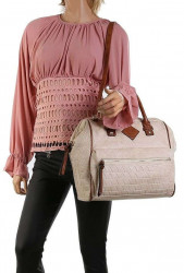 Dámska štýlová kabelka Q5724 #4