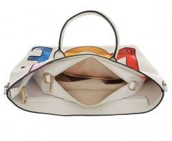 Dámska štýlová kabelka Q5725 #3