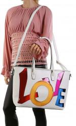 Dámska štýlová kabelka Q5725 #4