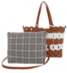 Dámska štýlová kabelka Q5747 #2