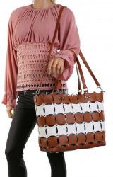 Dámska štýlová kabelka Q5747 #4