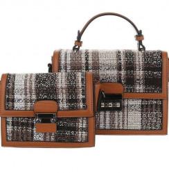 Dámska štýlová kabelka Q6980