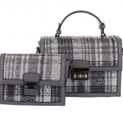 Dámska štýlová kabelka Q6986