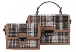 Dámska štýlová kabelka Q6989