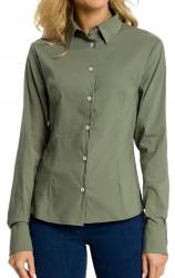 Dámska štýlová košeĺa N0945