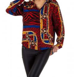 Dámska štýlová košeĺa Q3854