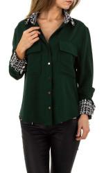 Dámska štýlová košeĺa Q5447