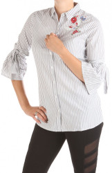 Dámska štýlová košeĺa Sublevel W2429