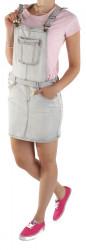 Dámska štýlová lacláčové sukňa Lola a Liza X9221
