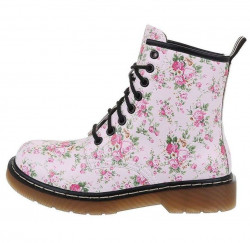 Dámska štýlová obuv Q7124
