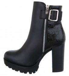 Dámska štýlová obuv Q7224