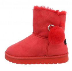 Dámska štýlová obuv Q7655