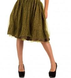 Dámska štýlová sukňa JCL Q2220