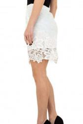 Dámska štýlová sukňa Q4848 #2